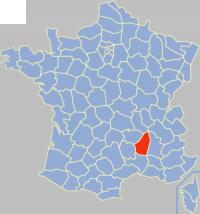 map adeche