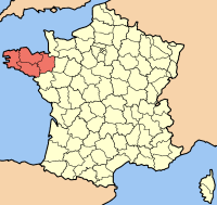 map bretagne