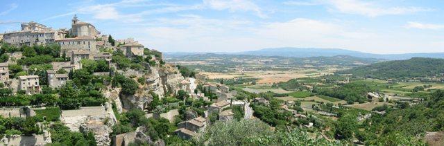 landschap provence