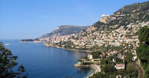 corsica kust